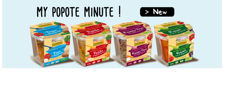 new DANIVAL ready meals 2018